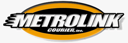 Metrolink Courier, inc., Logo